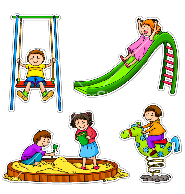 outside-playground-clipart-playground-vector-809164